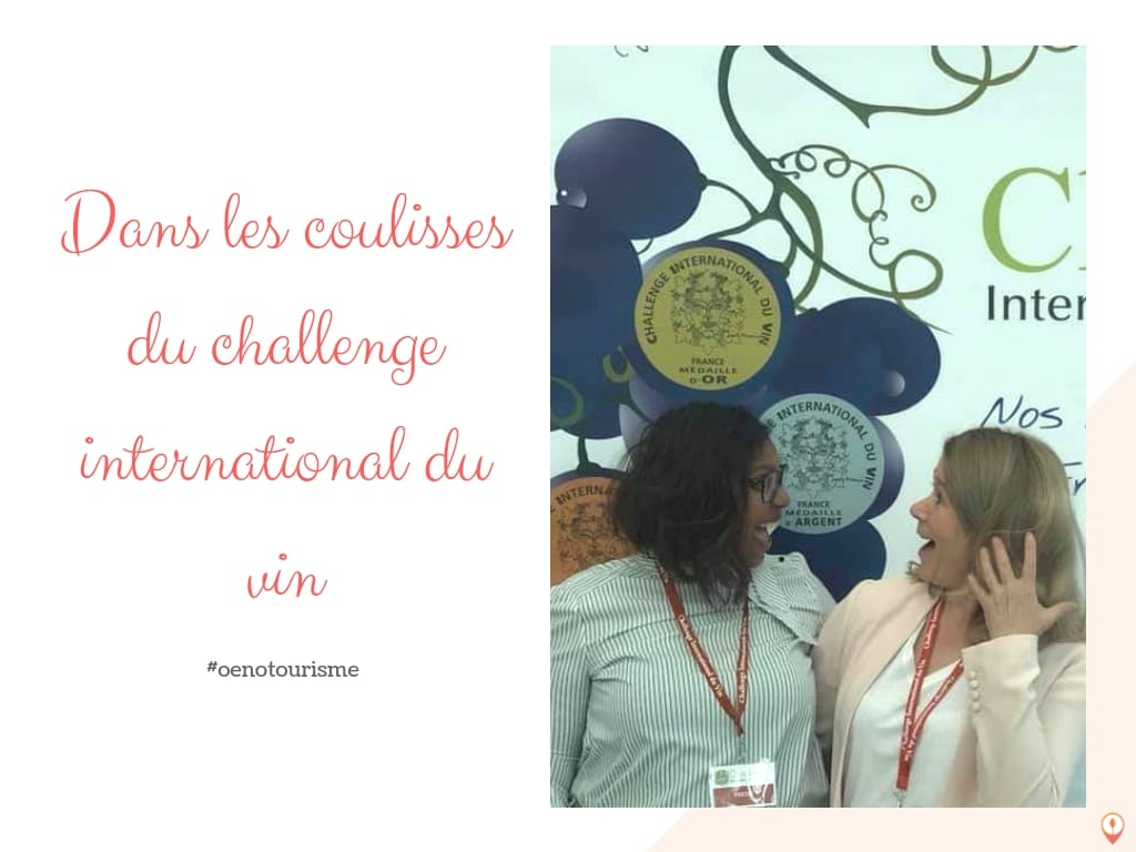 Dans les coulisses du challenge international du vin 2019